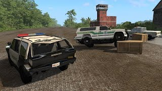 BeamNG.drive - Locate & Apprehend 4