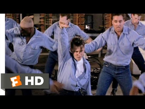 Cry-Baby Movie Clip - watch all clips http://j.mp/wyzMgZ click to subscribe http://j.mp/sNDUs5 Cry Baby (Johnny Depp) sings a song and does a dance about bei...