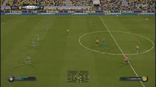 FIFA 16 Hurricane Harbor