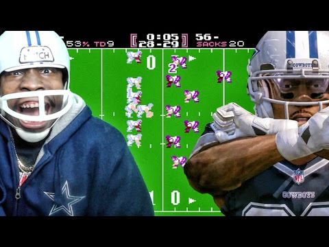 WILDEST TECMO BOWL GAME EVER! NES CLASSIC EDITION GAMEPLAY! Ep. 1
