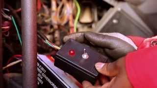 How to install PGL  speed limiter device