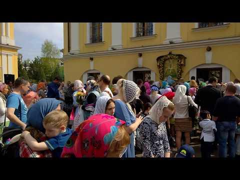 Праздничная поездка к св. Матроне 2 мая 2018