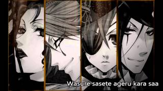 download lagu 【nightcore】enamel - Black Butler: Book Of Circus【】 gratis
