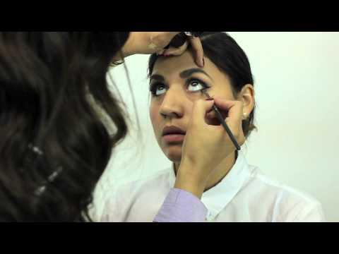 Maquillaje y peinado: Lana del Rey (look 60's moderno y ondas de agua) - Lana del Rey Makeup & Hair