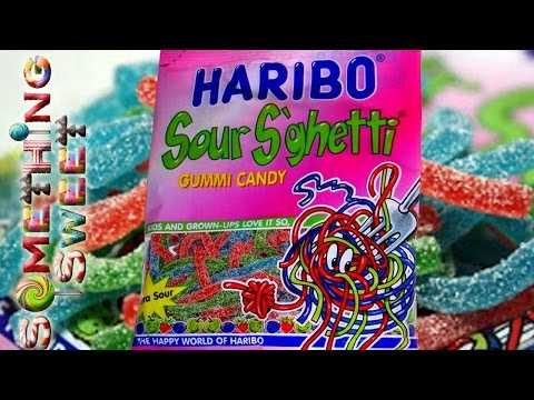 Something Sweet for *Charity* Haribo -Sour S'Qhetti