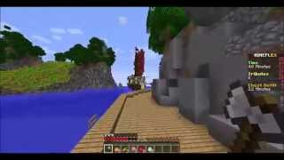 Minecraft Hunger Games