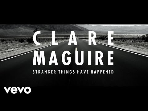 Clare Maguire Stranger Things Have Happened pop music videos 2016