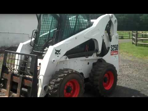 Working w/ Bobcat's; Chris Orser Landscaping