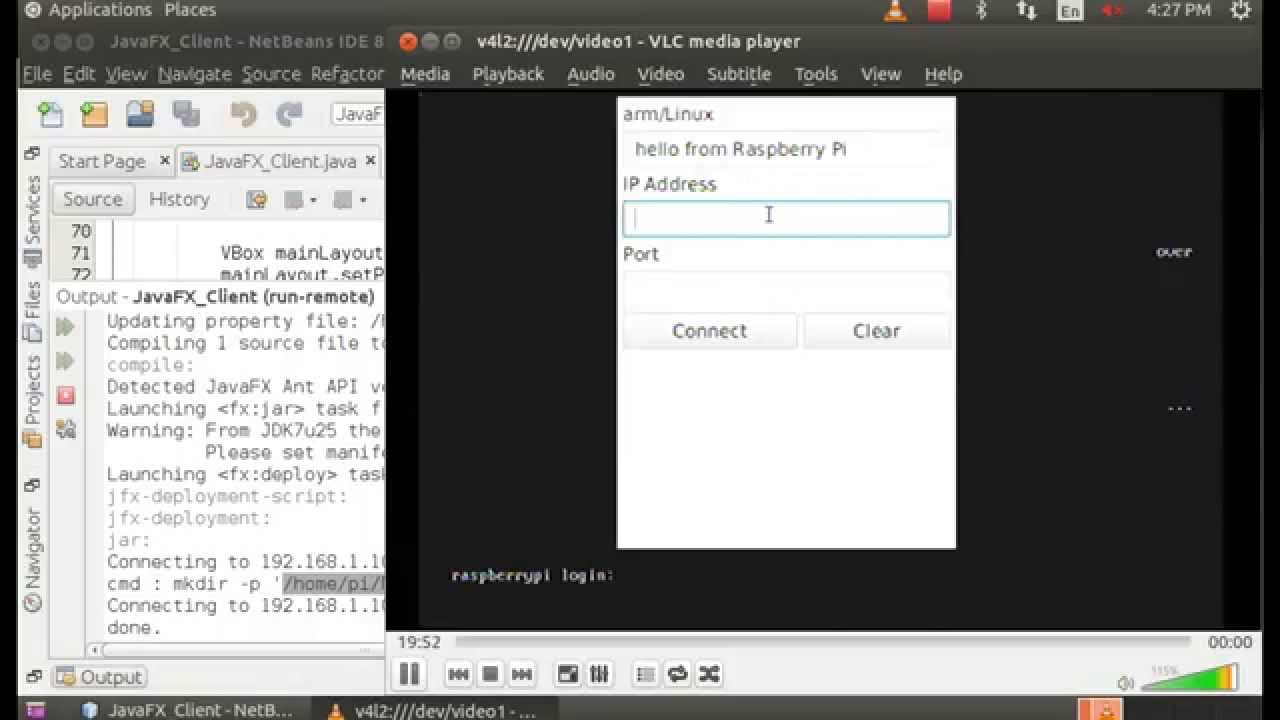 Raspberry pi download youtube video