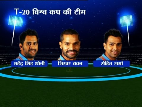BCCI selectors announce squads for Asia Cup, World T20