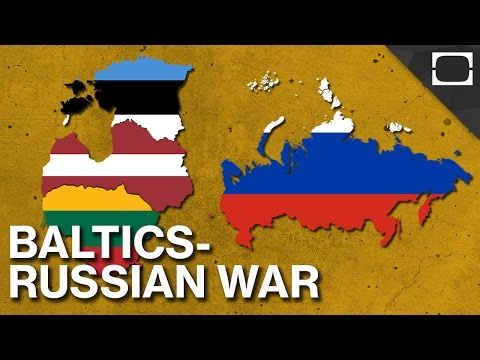 What If Russia Went To War With The Baltics?