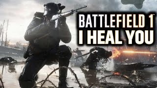BATTLEFIELD 1 MEDIC GAMEPLAY | MULTIPLAYER GAMEPLAY | REVIVE MASTER