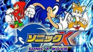 Sonic X Opening Japanese Full (music video) [AMV]