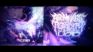 ABOMINABLE PUTRIDITY - SUPREME VOID [OFFICIAL LYRIC VIDEO] (2018) SW EXCLUSIVE
