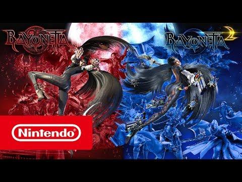 Bayonetta & Bayonetta 2 - Launch Trailer (Nintendo Switch)