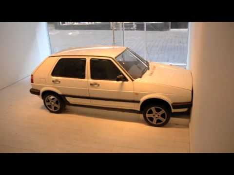 Jonathan Schipper Slow Motion Car Crash #1