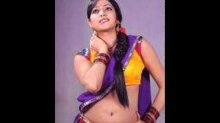 Actress Haripriya Hot navel show Photos Album in sleeveless blouse
