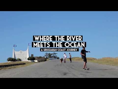 The Uruguayan Experience Episode 1: A Skate Trip through Montevideo