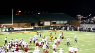 2012 Winnersville Classic; Lowndes Vikings game winning last second FG over Valdosta Wildcats