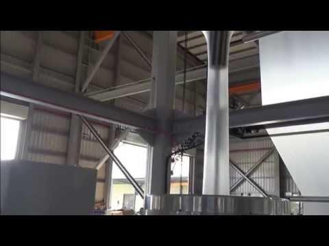 Uganda LDPE LLDPE film blowing machine