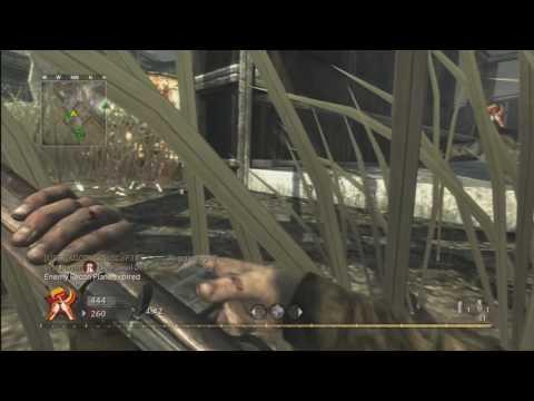 Call of Duty World at War - Team Deathmatch 7 (M1A1 Carbine)