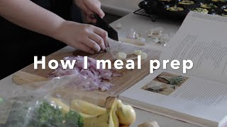 How I meal prep: Basics & Tips | Professional Babe