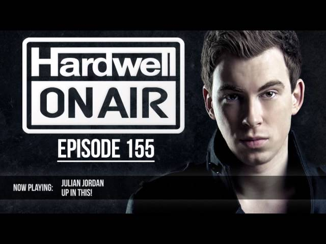 Hardwell On Air 155
