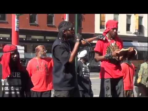 ST.LOUIS IS NOW THE GAZA STRIP, BLACK PEOPLE ARE LIVING IN A WARZONE - ISUPK HEBREW ISRAELITES