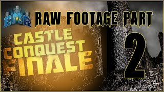 Castle Conquest 2015 - Scenario Paintball Footage Part 2