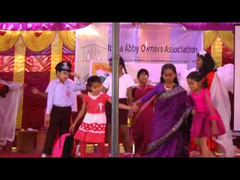 Suno Suno Meri Awaaz Dance At Republic Day Function video