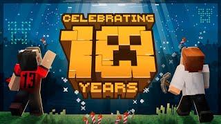 10 Anos de Minecraft! Grandes novidades?