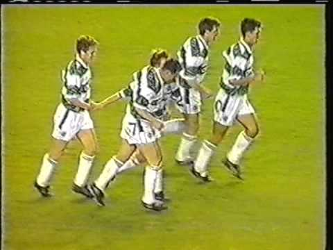 1994 May 16) Manchester United (England) 1-Celtic Glasgow (Scotland) 3 (Mark Hughes Testimonial)