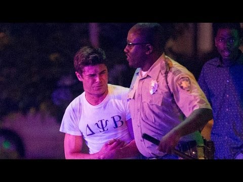 Zac Efron Golpeado Buscando Drogas, Selena Testifica Contra Justin