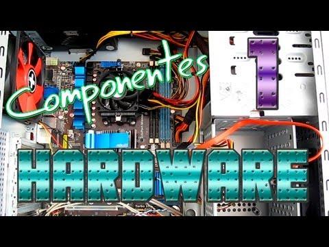Componentes - Curso básico sobre cómo montar un ordenador
