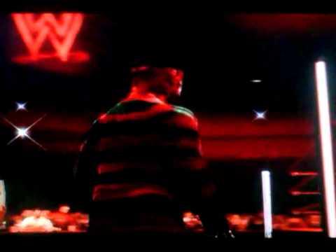 WWE 13 Freddy Krueger