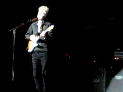 Eric Johnson RU Experienced 2010 Hendrix Tribute Tour LA show