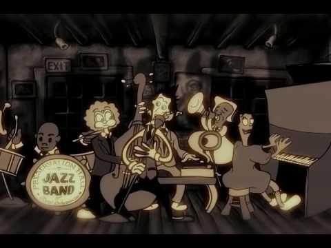 Cartoon Jazz Band Hall Jazz Band King Britt