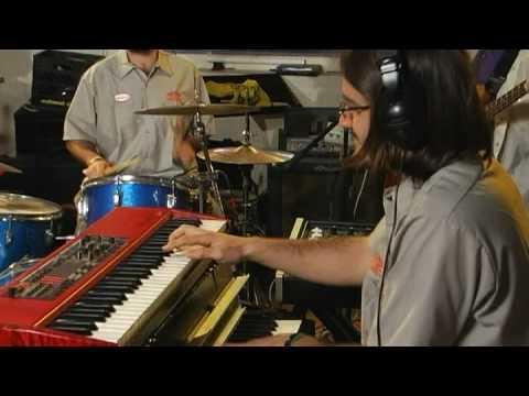 Ryan Montbleau Band: (Sun Studio Sessions)
