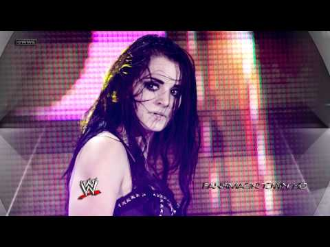 2014: Paige 2nd & New Wwe Theme Song - stars In The Night + Download Link video