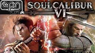 Soulcalibur VI - Let's Play & Chat