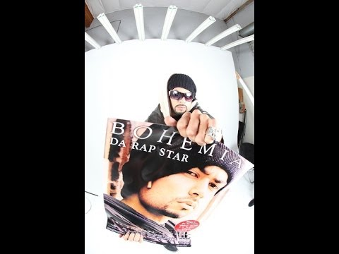 Bohemia - Diwana - Unreleased (rare) Punjabi rap 2014
