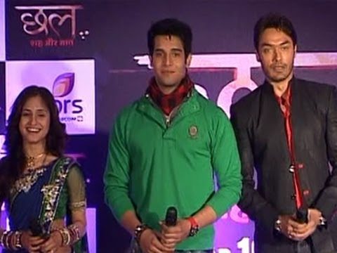 COLORS Tv Show CHHAL -- SHEH AUR MAAT LAUNCH PARTY