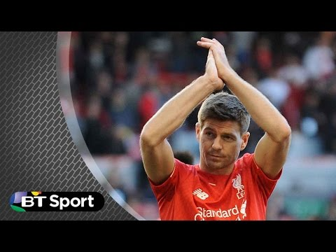 Steven Gerrard: That slip and Liverpool exit