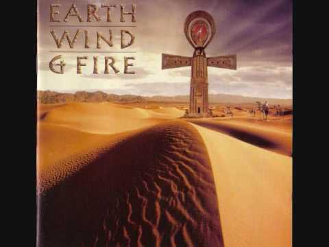 Earth Wind & Fire - Round And Round