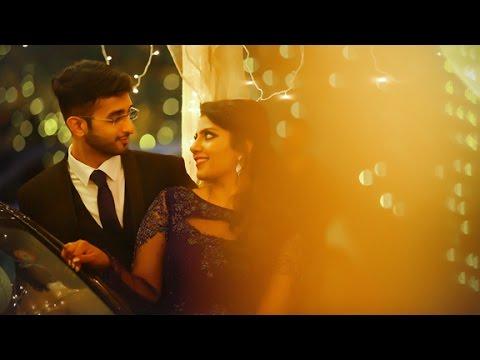 Vijay and athira wedding