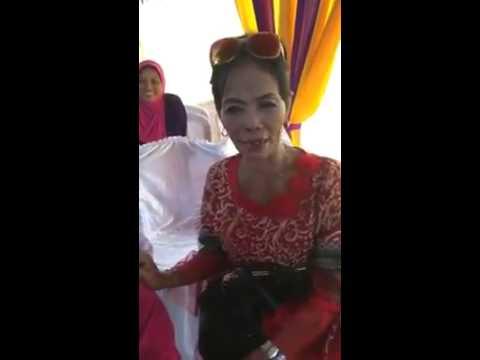 Tante Besse curhat Heboh Di Kondangan video