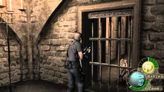 Resident evil 4 Profesional NO DAMAGE Capitulo 4-1 parte 1