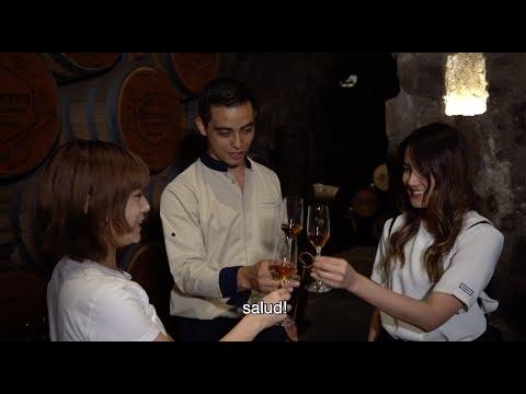 IDOL JAPONESA EN MÉXICO: PROBÉ UN TEQUILA CON 55% ALCOHOL