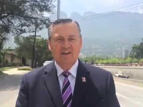 Resolveré los problemas viales de San Pedro Garza García