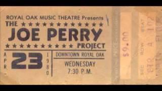 Watch Joe Perry Shooting Star video